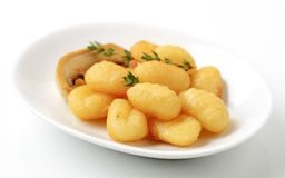 Fritters Stock Photo