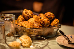 Fritters Royalty Free Stock Image