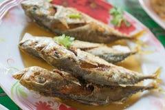 Frittierte Fische Lizenzfreie Stockbilder