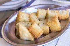 Fritto o frito di Milho del Portoghese Immagini Stock