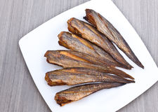 Fritture di pesce Fotografia Stock