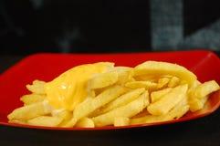 Fritures de fromage Image libre de droits