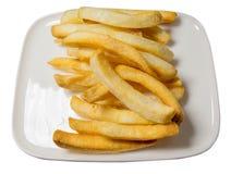Fritures de pomme de terre, pommes frites Image libre de droits