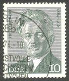 Fritz Heckert Στοκ εικόνα με δικαίωμα ελεύθερης χρήσης