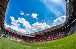 The Fritz-Walter-Stadion. home to the 2. Bundesliga club 1. FC Kaiserslautern and is located in the city of Kaiserslautern, Rhine. KAISERSLAUTERN, GERMANY Royalty Free Stock Image