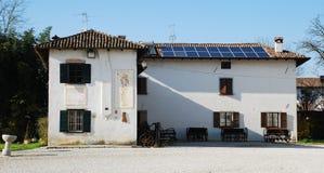 Friulian che coltiva il museo della cultura Fotografie Stock