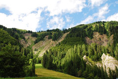Friulian Dolomites Royalty Free Stock Image
