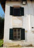 Friulian Farming Culture Museum Stock Photo