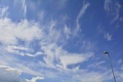Friulian Sky Royalty Free Stock Image