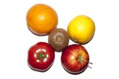Friut e verdure Fotografia Stock