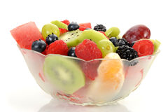 Friut Salat Lizenzfreies Stockfoto