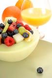 Friut Salat Lizenzfreies Stockbild
