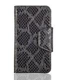 Frizione nera, caso, borsa Fotografia Stock Libera da Diritti