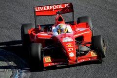 Fórmula de Superleague Fotos de Stock Royalty Free