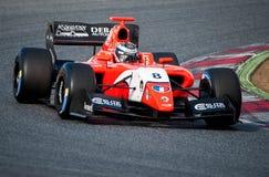 Fórmula Renault 3 5 V8 Imagenes de archivo