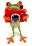 Frog royalty free illustration