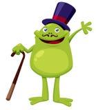 Frog cartoon Royalty Free Stock Photo