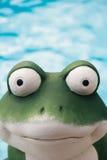 Frog eye view Stock Photo