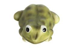 Frog Figurine Royalty Free Stock Photos