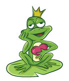 Frog Love Stock Images