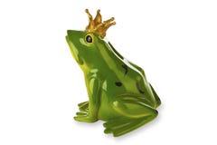 Frog prince Royalty Free Stock Photos