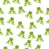 Frog prince or princess Royalty Free Stock Photo