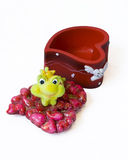 Frog's Casket Royalty Free Stock Photos