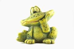 Frog souvenir Stock Images