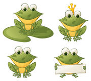 Froggies Royalty Free Stock Photo