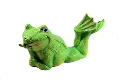 froggy ощупывания Стоковое фото RF