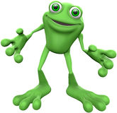 Froggy Royalty Free Stock Photography