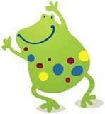 Froggy Royalty Free Stock Image