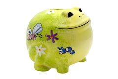 Froggy Bank Stock Images