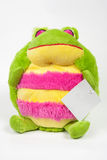 Froggy Toy Stock Image