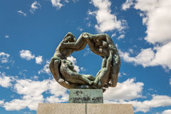 Frogner Park Stock Images
