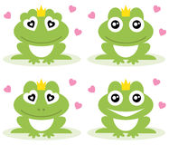 Frogs. Royalty Free Stock Photo
