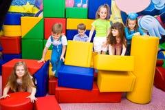 Frohe Kinder Lizenzfreie Stockfotografie