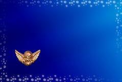 Frohe Weihnacht-Karte stock abbildung