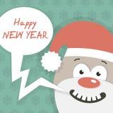 Frohe Weihnacht-Karte Lizenzfreie Stockfotos