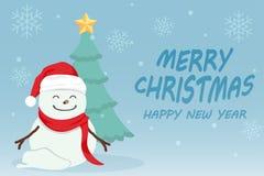 Frohe Weihnachten 03 Stockfotos