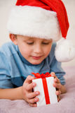 Frohe Weihnachten! Lizenzfreies Stockfoto