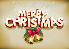 Frohe Weihnachten. Stockbilder