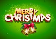 Frohe Weihnachten. Stockfoto