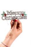 Frohe Weihnachten Lizenzfreies Stockbild