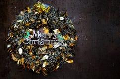 Frohe Weihnachten Lizenzfreies Stockfoto