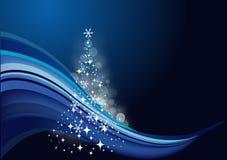 Frohe Weihnachten. Stockbild