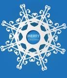 Frohe Weihnachten 9 Lizenzfreie Abbildung