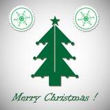 Frohe Weihnachten Stockfotos