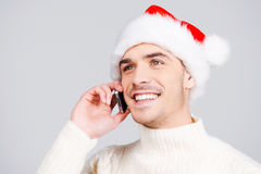 Frohe Weihnachten! Lizenzfreie Stockbilder