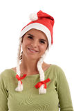 Frohe Weihnachten! Stockfotografie
